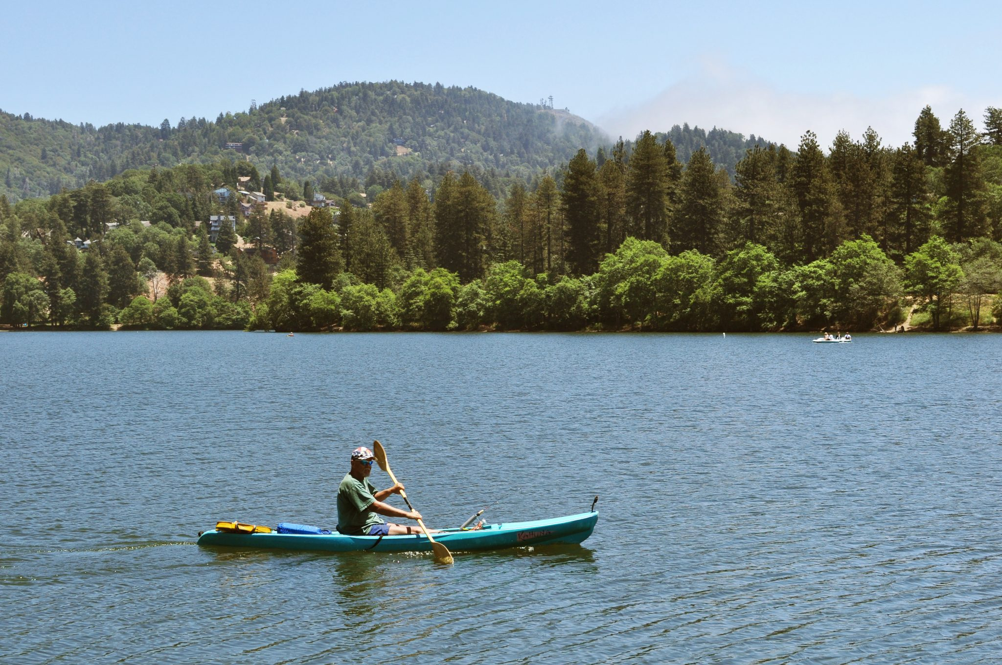 Lake Gregory Kayak