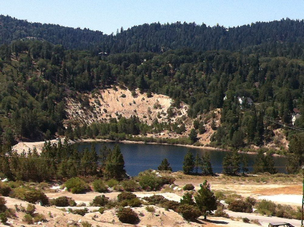 North Shore Recreational Trail, hiking trail in the San Bernardino National Forest
