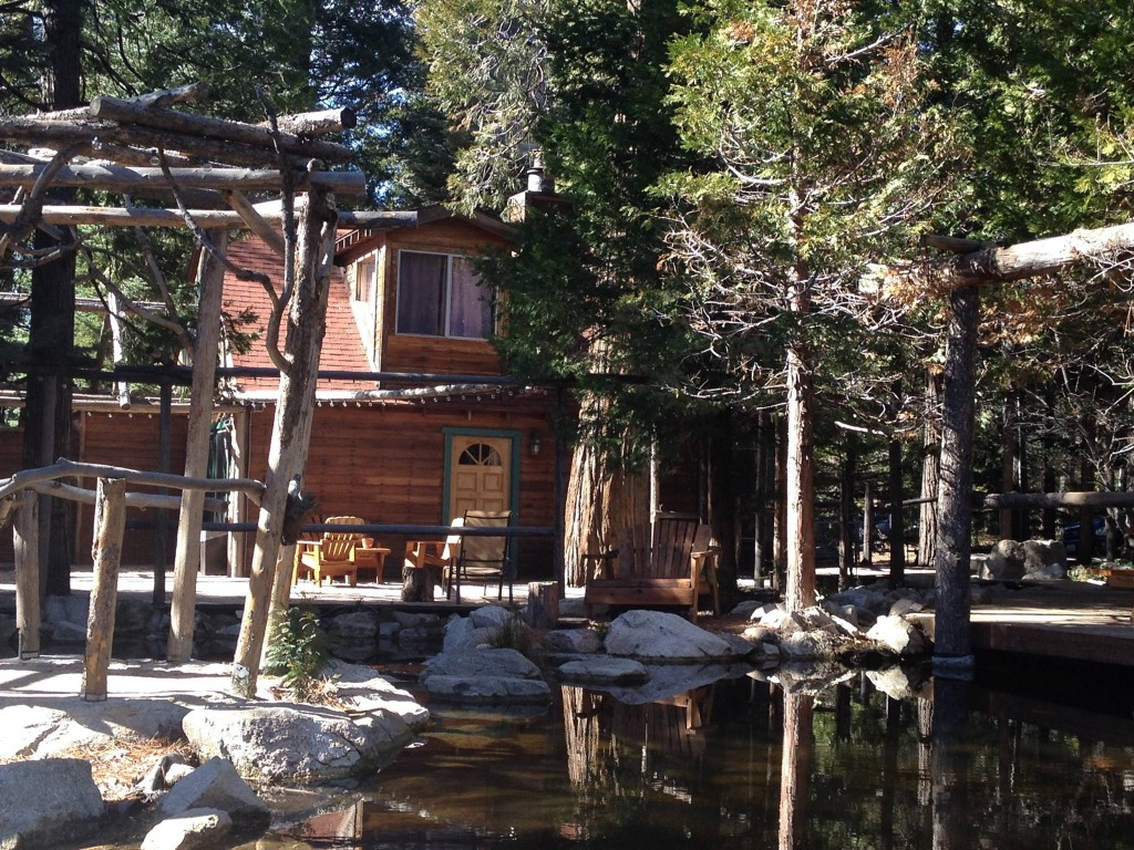 Storybook Cottage Lake Arrowhead Cabin Rental Pine Rose Cabins