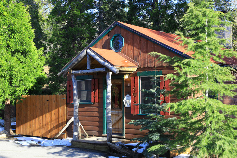 rustic romance lake arrowhead cabin rental pine rose cabins