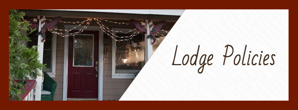 Lake Arrowhead cabin rental policies