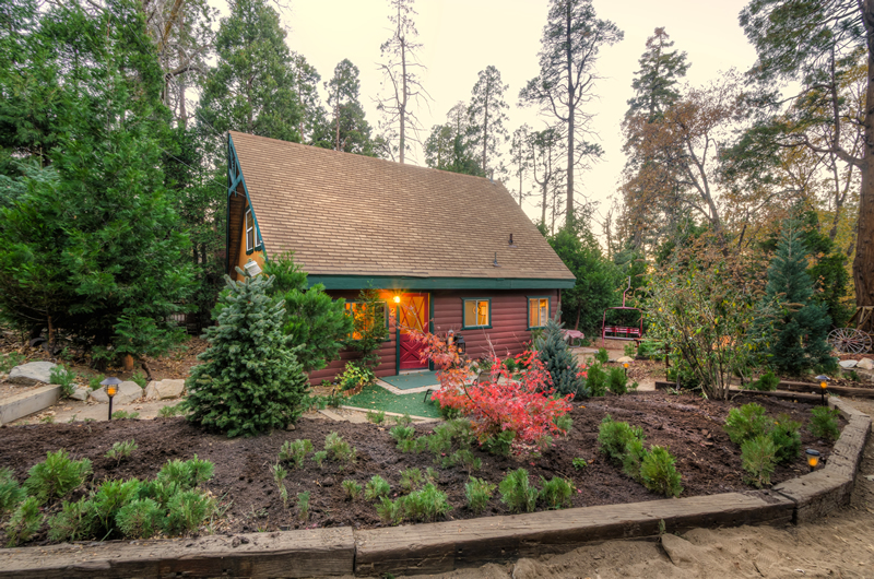 Lake Arrowhead Cabin Rentals At Arrowhead Pine Rose Cabins