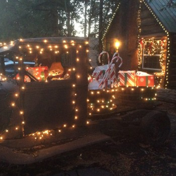 Authentic Christmas in Lake Arrowhead