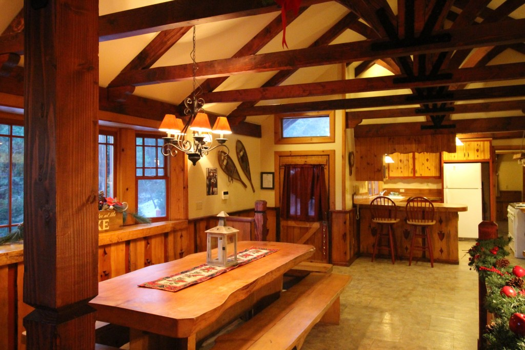 Alpine Lodge Lake Arrowhead Vacation Cabin Rental Pine