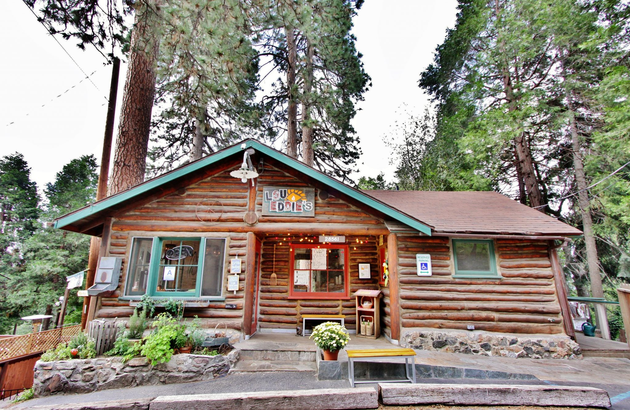 Twin peaks dining archives arrowhead pine rose cabins for Cabins in lake arrowhead ca