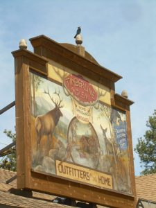 Shopping and Antique Hopping in Lake Arrowhead