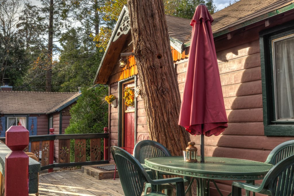 Sunflower Lake Arrowhead Cabin Rental Pine Rose Cabins